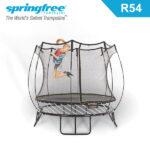 Trampolin-Springfree-R54