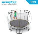 Trampolin-Springfree-R79